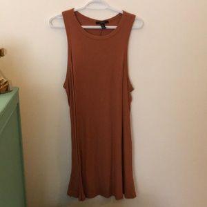 Forever21 ribbed dress